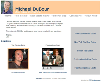 Mike DuBour: Home